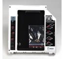 2nd SATA HDD/SSD Festplatten Rahmen Caddy für MacBook Neu