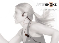 AfterShokz Sportz 2 Bone Conduction Sport Kopfhörer 2. Generation