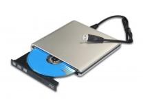 one38 - Externer USB3.0 Blu ray Brenner (panasonic brand) - Silber